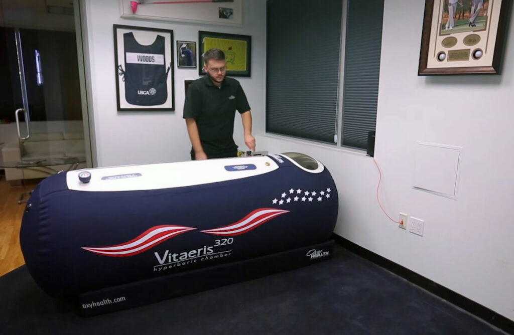 How Hyperbaric Chambers Help Counter Chronic Wounds
