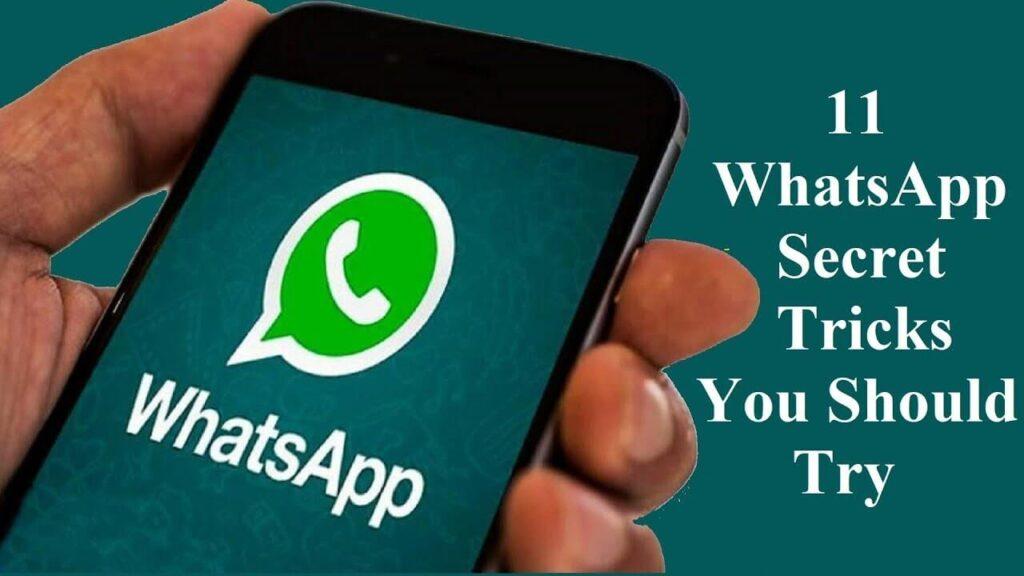 11 Secret WhatsApp Tricks that you should try
