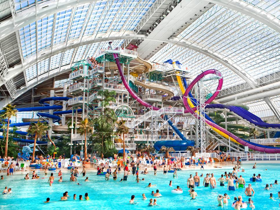 10 Water Parks Even Adults Will Go Crazy