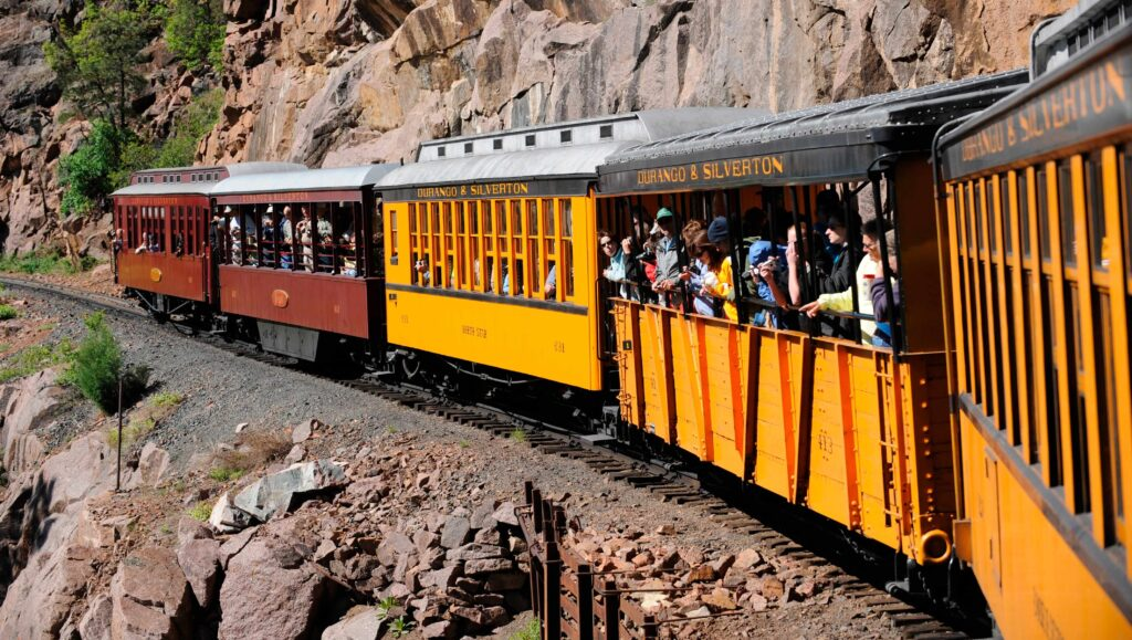 7 Of The Best Train Trips in the USA and what you will see along the way