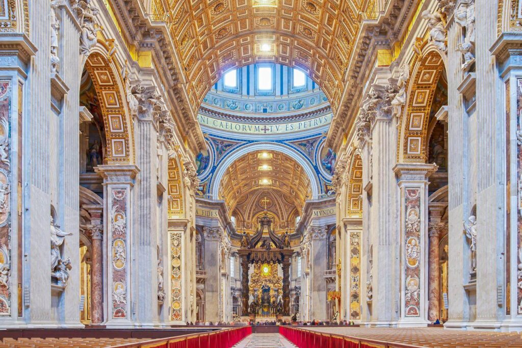 The Ten Churches in Rome You Have To Visit