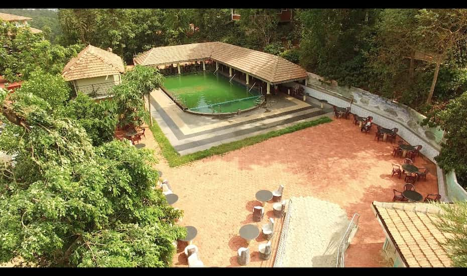 Top 8 resorts in Chikmagalur
