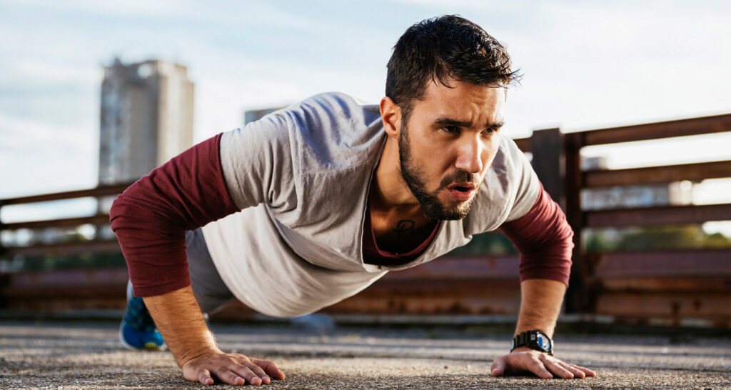 The best workouts for depression