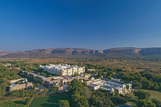 Ranthambore's top 8 luxury hotels