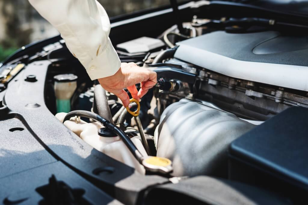 Tips for maintaining a new car