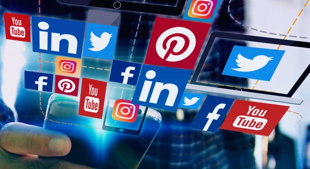 Major Steps Involved in Social Media Marketing