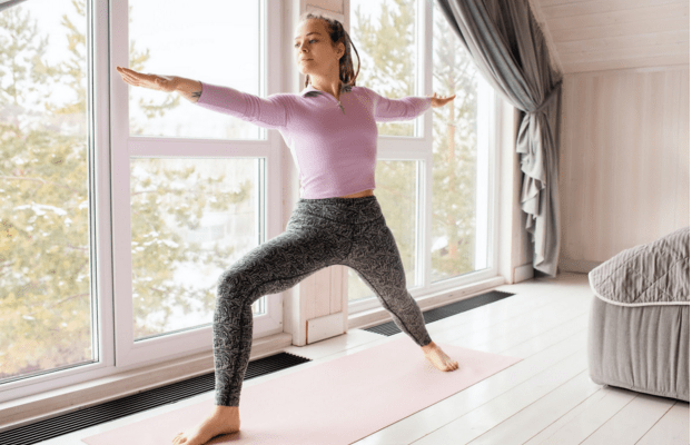 Yoga Exercises Can Help You Live A Healthier Life