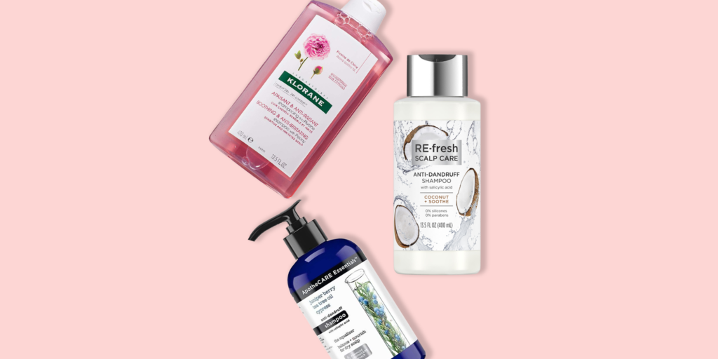 Apply The Best Ever Medicated Shampoo For Oily Scalp